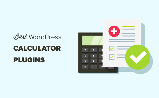 Trouver les meilleurs plugins de calculateur WordPress