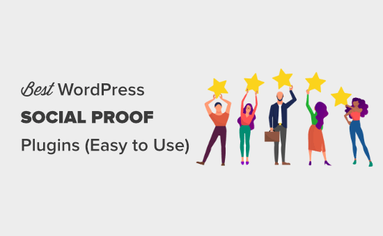Les meilleurs plugins de preuve sociale pour WordPress
